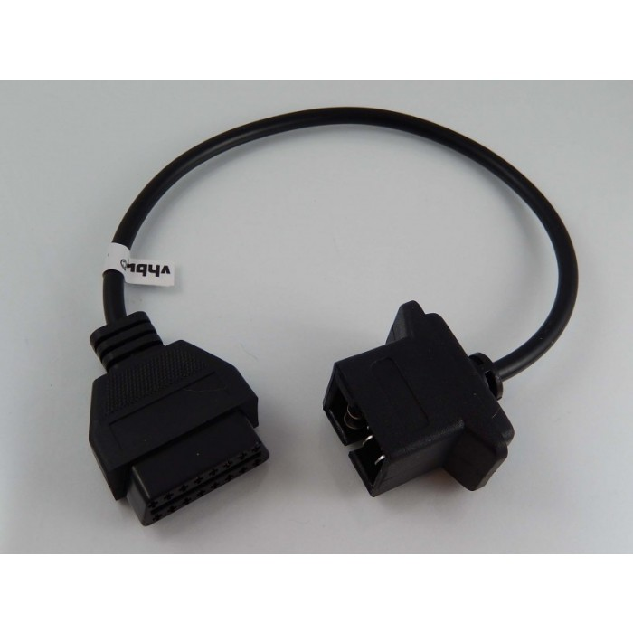 Adapter OBD1 Jeep Chrysler Dodge 6pin na OBD2 Standard 16Pin