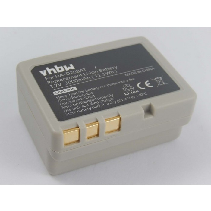 VHBW batéria Casio IT-600  3000mAh